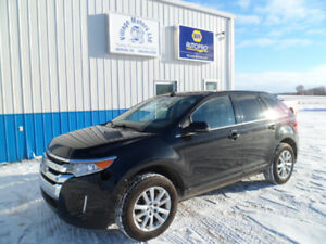 2013 FORD EDGE / LIMITED / AWD / 3.5 LT