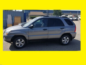 2010 KIA SPORTAGE 4X4 AUTO  COMES WITH FULL SAFETY INSPECTION