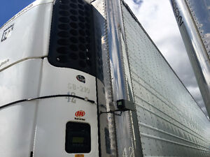2006 Great Dane 53' Tandem-Axle Refrigerated Trailer
