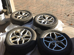 BMW 18 in. Winter Tire + Rims West Island Greater Montréal image 1
