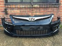 Hyundai i30 2010 2011 genuine front bumper for sale