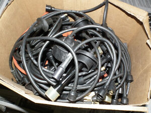 NEW  7 MM  IGNITION  WIRE  REPLACEMENTS  $2.00 EACH .