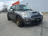 2005 Mini Cooper S full automatic