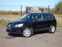 2008 VOLKSWAGEN TIGUAN 2.0 SE TDI 5D AUTO 138 BHP 4 MOTION **1 OWNER WITH FULL V