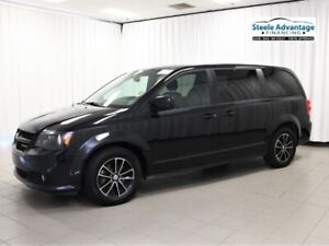 2018 Dodge Grand Caravan GT - Leather, Power Doors, Stow & Go an
