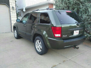 2009 Jeep Grand Cherokee SUV, Mostly Highway Mileage
