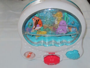 Fisher Price Lights & Sounds Crib Toy