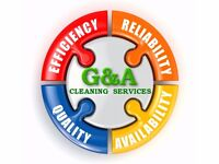 G & A cleaning services
