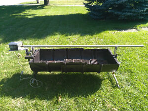 BBQ Rotisserie Pig/Lamb Roast Spit for rent London Ontario image 1