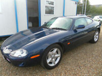 Jaguar XK8 4.0 coupe automatic sports