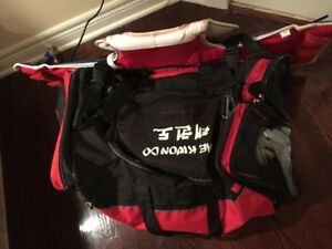 Olympic standard Taekwondo Equipment set (male) for sale