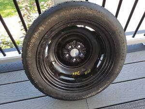 Firestone Steel Rim Temporary Spare