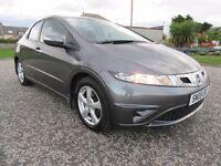 Honda Civic 1.4 VTEC SE 2009 Low Miles 42k FSH 2 Keys 6 Speed 4 Matching Pirelli