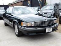 Cadillac De Ville Concours Fleetwood 4.6 V8 Muscle American 1996 (N)