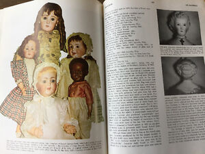 Encyclopedia for doll collectors