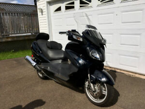 650 SUZUKI BURGMAN EXECUTIVE For Sale