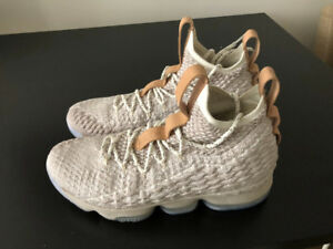 Lebron 15 Ghost Size 12 9/10 Condition With Box and Receipt