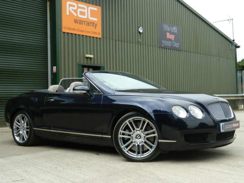 2008 Bentley Continental Gtc Convertible Petrol In Banbury