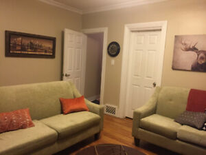 Great  Sandy Hill Two Bedroom Apartment For Rent!!