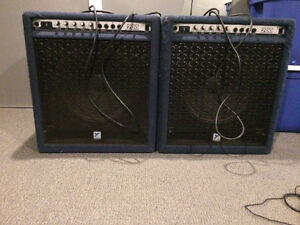 Bass amps for sale