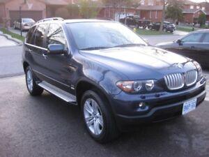 2004 BMW X5 4.4L...
