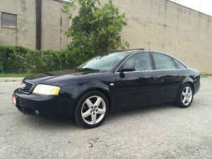 2004 Audi A6 2.7L Twin Turbo/AWD/Certified and E-Tested