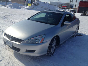 2006 Honda Accord Coupe Coupe (2 door)