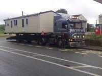 STATIC CARAVAN TRANSPORT