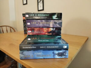 Novels of the Malazan Empire Complete Series