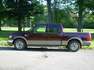 2002 Ford F - 150 King Ranch