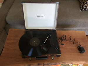 Crosley 3-speed Turntable Record Player