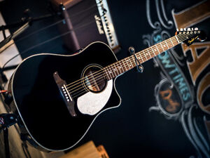 FENDER CALIFORNIA SERIES ELECTRO-ACOUSTIC (...Solid Spruce)
