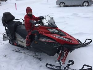 Used 2006 Yamaha apex