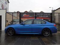2013 BMW 3 Series 2.0 320d M Sport 4dr (start/stop)