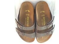 Brown Birkenstock - Arizona- New in Box- size 28