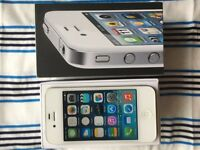 iPhone 4 EE Virgin Excellent condition boxed