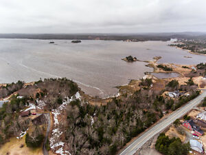 Oceanfront Lot in Musquodoboit