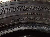Excellent Winter Tires for Sale