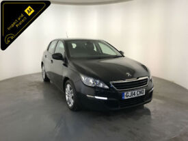 2014 PEUGEOT 308 ACTIVE HDI DIESEL 1 OWNER SERVICE HISTORY FINANCE PX