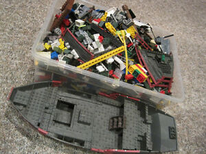 Lego / Mega Bloks - Over 8 lbs Worth