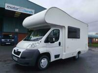 2009 SEA NEW LIFE PEUGEOT BOXER 2.2 HDI 100 BHP Coach Built Diesel Manual