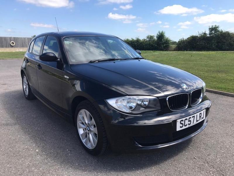 2007 BMW 1 Series 1.6 116i ES 5dr