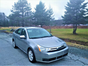2008 Ford Focus - 129xxxKms  -  New 2 Year MVI