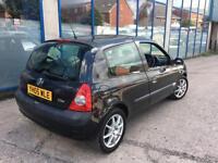 Renault Clio 1.2 Rush 3 DOOR - 2005 05-REG - 7 MONTHS MOT