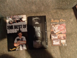 THE BEST OF BOBBY ORR - VHS TAPE - LIKE NEW Sarnia Sarnia Area image 3
