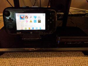 Nintendo Wii U Console 5 Game Bundle