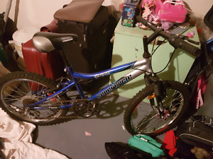 Bikes for sale.