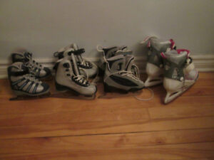 Patins pour fille / Girl's Skates