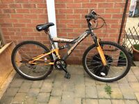 British Eagle Trailbreaker Bike - Faulty Gears - £20
