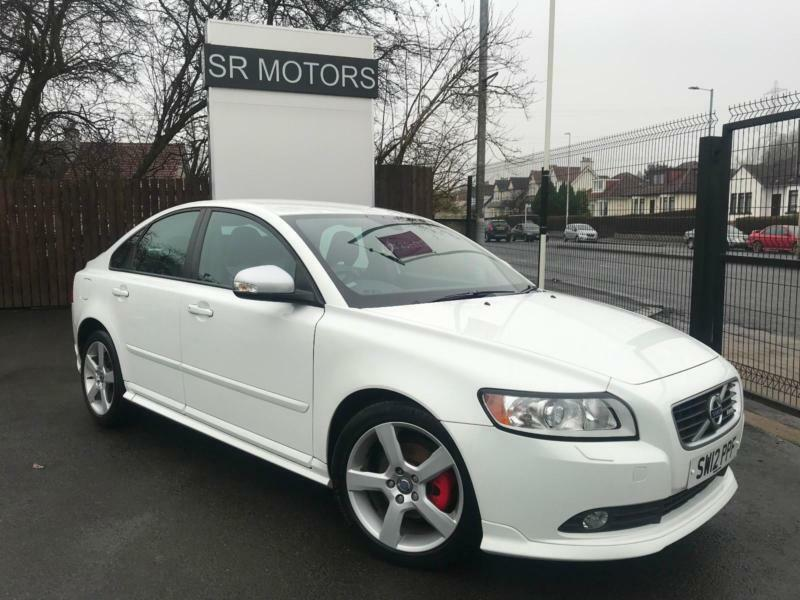 2012 volvo s40 1 6d d2 r design history warranty in crookston glasgow gumtree. Black Bedroom Furniture Sets. Home Design Ideas